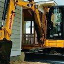 Minibagger CAT 304 CR / CCR