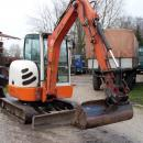 Minibagger T-Rex HR 3, 7