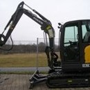Minibagger Volvo EC 35