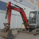 Neuson 50 Z3 Kompaktbagger 4.800 KG mit SWE MS 03 