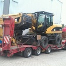 Caterpillar CAT Mobilbagger M322C