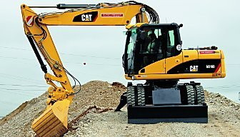 Mobilbagger CAT  M 315 C / D