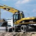 Mobilbagger CAT M 322 C bis 23 to