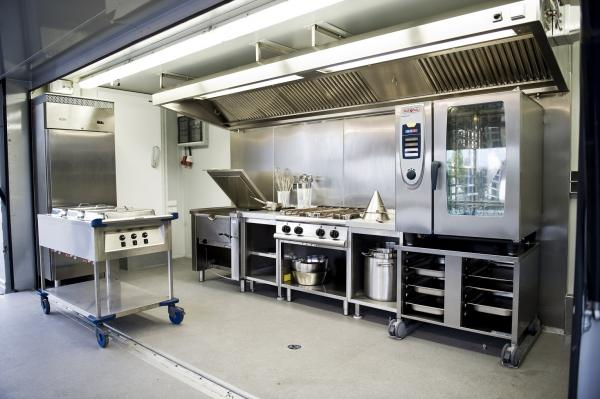 Gastronomie mobile kuche home design ideen for Profi küche
