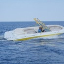 Bowrider Kayot V 220, 220 PS, max. 14 Personen, inkl. Trailer, ideal auch als Gutschein