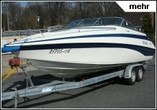 Motorboot Eurocrown 246CCR mit/ohne Trailer