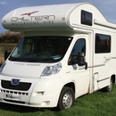 2-4 Berth Autoquest Motorhome - Pick up from All London Airports