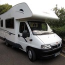 2 - 5 Berth Luxury Motorhome - Located in  Petersborough