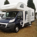 2013 Swift Escape 686 6 berth Motorhome with economical 130 multijet diesel engine Swift 686 6 berth Motorhome new 2013