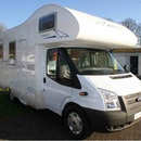 4-6 Berth- Economical choice for touring. London pick up. Ideal for large families. Perfect for adults who prefer not to share beds!