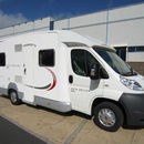 4 Berth Motorhome Hire In Leeds West Yorkshire