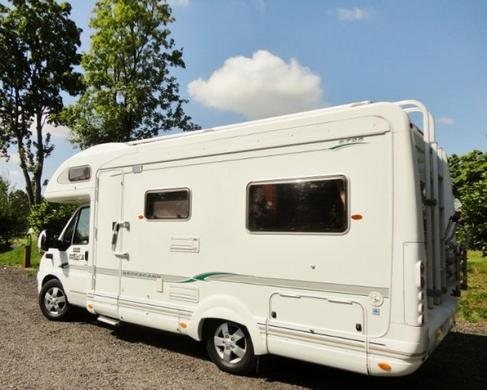 Lastest Home  Motorhome Hire Search Results  Chausson Flash 25 Manchester