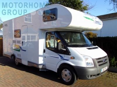 Chausson Flash 03 - 6 Berth - Manchester