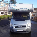 Chausson Flash 03 Alcove Style 6 Berth Motorohme - Scotland/West Lothian