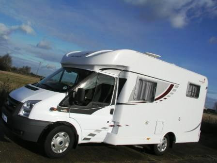 Dethleffs Sunlight T57 - 3 Berth - Bury St Edmunds, Suffolk