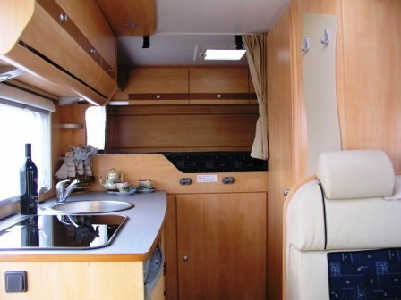 Motorhome - Dethleffs Sunlight T57 - 3 Berth - Bury St Edmunds, Suffolk