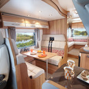 Hire 6 Berth Canterbury - Amber Leisure Motorhomes