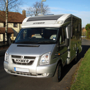 Hymer 522 - 3 Berth Camper Style Motorhome - Hampshire