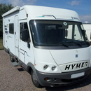 Hymer Camper- 4 Berth Motorhome - South Yorkshire