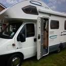 Lunar Champ motorhome hire