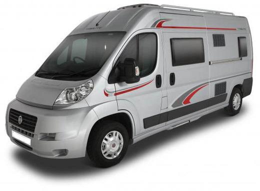 Small camper vans car interior design