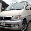 Mazda 4 berth Campervan - Motorhome Located in Peterborough