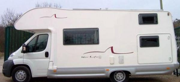Creative   Motorhome Hire Search Results  Bessacarr 494 Motorhome For Hire