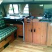 Motorhome - vW Campervan hire - Daisy