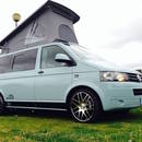 VW T5 Campervan Hire - Derbyshire, East Midlands near Nottingham, Derby and Leicester