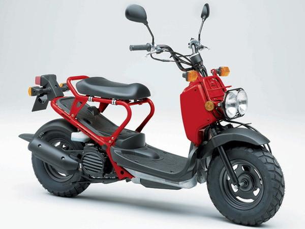 Honda 50ccm Roller