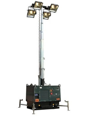 SMC SL90 Lighting Tower Hire