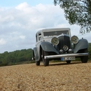 1935 Bentley 3� Litre Hooper Saloon