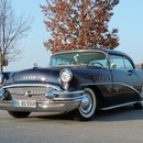1955er Buick special Coup�