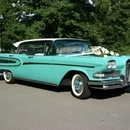 1958 Ford Edsel Citation, t�rkis/wei�