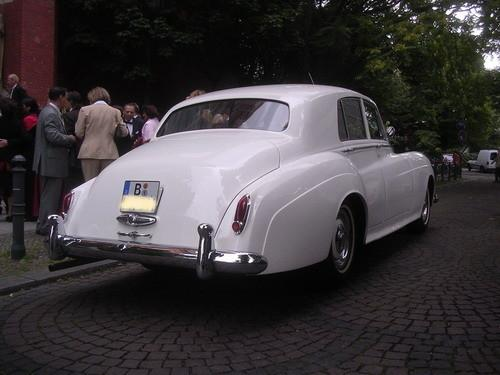 Oldtimer - Bentley S1 Bj. 1957 purer Luxus zum fairen Preis inkl. Chauffeur