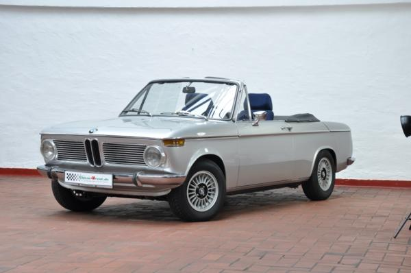 BMW 1602 Cabriolet