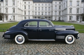 Oldtimer - Cadillac Sixty Two von 1941