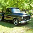 Chevrolet, Stepside Pick - Up 1955 er Original