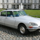 Citroen DS 20 Pallas - die