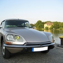 Citroen DS 21 Pallas - La Desse - auch als Gutschein zu haben!