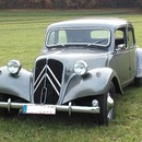 Citro�n 11CV Traction Avant - Oldtimer mit Gangster Flair