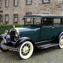 Ford A-Modell Sedan - f�r Hochzeiten ideal