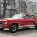 Ford Mustang Coup� Oldtimer selbst fahren, Baujahr 1967