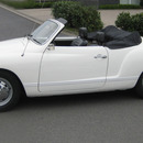 Karmann Ghia Cabrio ***eine Oldtimer-Legende zum selber fahren!!!***