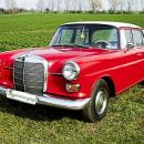 Mercedes 190 DC Limousine (W110)