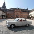 Mercedes 220 SE Heckflosse