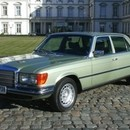 Mercedes 450 SEL &quot;Leo Kirch&quot;