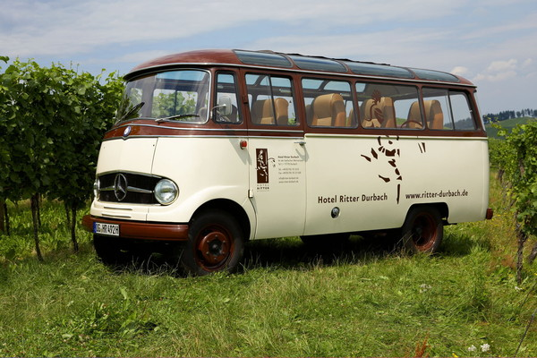 Mercedes Benz O319 Panorama - Oldtimerbus, 8 Sitzpl&amp;auml;tze