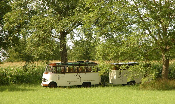 Oldtimer - Mercedes Benz O319 Panorama - Oldtimerbus, 8 Sitzpl&amp;auml;tze