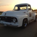 Pickup Ford F100 Bj. 1955 in Top Zustand